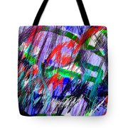 Untitled Drawing Tote Bag