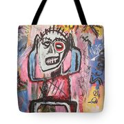 Untitled Noise Tote Bag