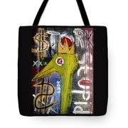 Untitled Stork Stupid Tote Bag