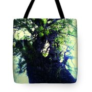 Untitled -tree Star Tote Bag