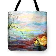 Untitled Watercolor       Tote Bag