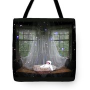 Unto Us A Child Is Born Tote Bag