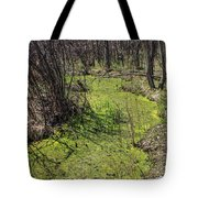 Untouched Algae Takeover Tote Bag