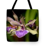 Unusual Orchid Tote Bag