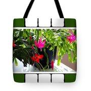 Unusual Simultaneous Bloomers 5 Tote Bag
