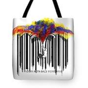 Unzip The Colour Code Tote Bag