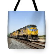 Up 8587 Southbound From Traver Tote Bag