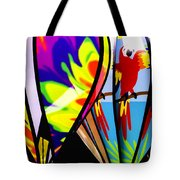 Up And Away V2 Tote Bag
