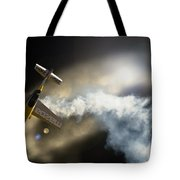 Up And Down Again Tote Bag