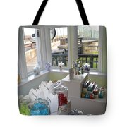 Up Front Tote Bag
