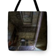 Up Stairs Down Stairs Tote Bag