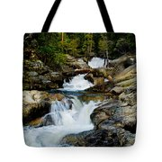 Up The Creek Tote Bag