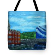 Up The Dodder Tote Bag