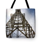 Up The Down Hole Tote Bag