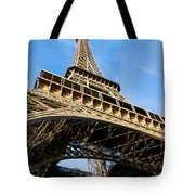 Up The Eiffel Tower 1 Tote Bag