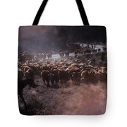 Up The Road Tote Bag