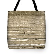Up The Steps Tote Bag