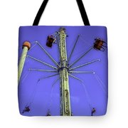 Up Up And Away 2013 - Coney Island - Brooklyn - New York Tote Bag