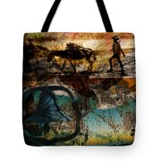 Up With The Sun Tote Bag