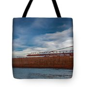 Upbound At Mission Point 2 Tote Bag
