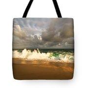 Upcoming Tropical Storm Tote Bag