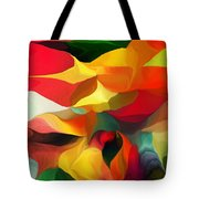 Uplifting Psychically  Tote Bag
