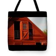 Upper Barn Door-3704 Tote Bag
