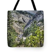 Upper Bear River Valley Tote Bag