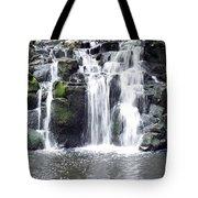 Upper Beaver Falls Tote Bag