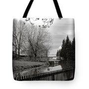 Upper Canada Village Tote Bag
