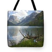 Upper Green River Lake Tote Bag