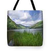 Upper Lake Tote Bag