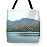 Upper Lake Toxaway In The Fall 2 Tote Bag