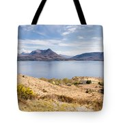 Upper Loch Torridon Tote Bag