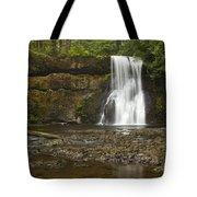 Upper North Silver Falls 1 Tote Bag