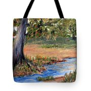 Upper Valley Tote Bag