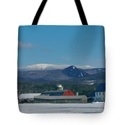 Upper Valley Farm Tote Bag