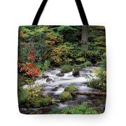Upper Willamette River Tote Bag