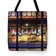Upscale Mercado Tote Bag