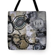Upside Down And Inside Out Tote Bag