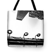 Upside Of Lexington Tote Bag