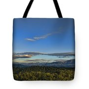 Upslope Flow Tote Bag