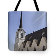 Upstate Church Tote Bag