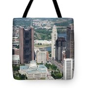 Uptown District Tote Bag