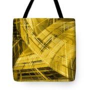 Upward Tote Bag