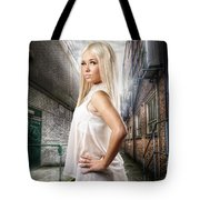 Urban Angel 1.0 Tote Bag