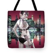 Urban Angel 7.0 Tote Bag