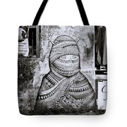 Urban Secrecy Tote Bag