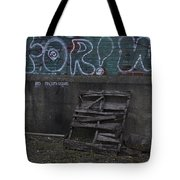 Urban Artistry One Tote Bag