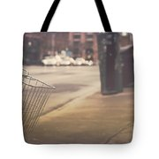 Urban Bicycle Tote Bag